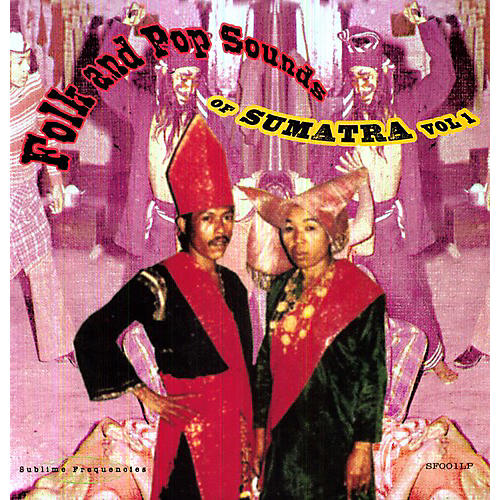 Alliance Various Artists - Folk and Pop Sounds of Sumatra, Vol. 1