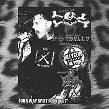 Various Artists - Four Way Split Fucking / Various