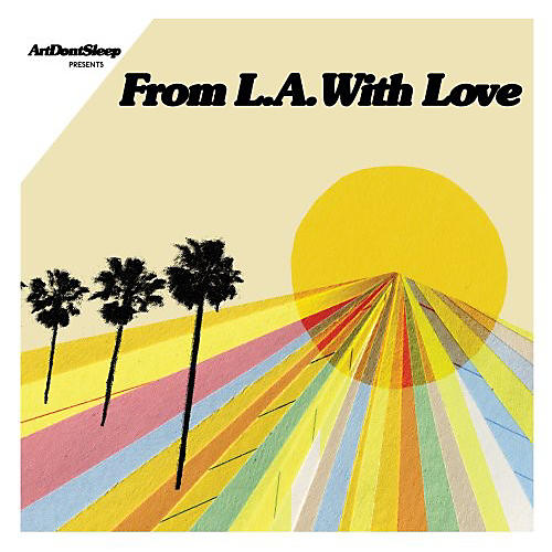 Alliance Various Artists - From La With Love: Art Don't Sleep