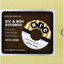 Various Artists - From the Vaults of Ric & Ron Records / Various