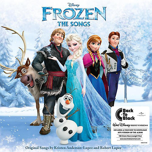 Alliance Various Artists - Frozen: The Songs / Various