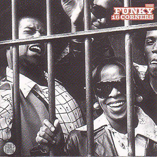 Alliance Various Artists - Funky 16 Corners