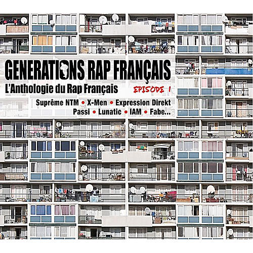 Alliance Various Artists - Generations Rap Francais / Various