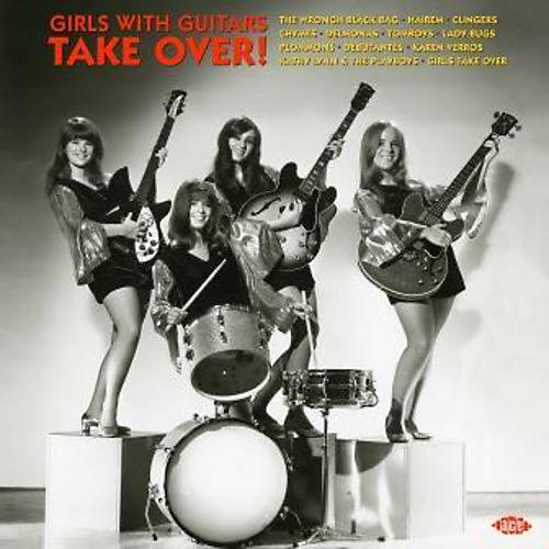 Alliance Various Artists - Girls With Guitars Take Over / Various