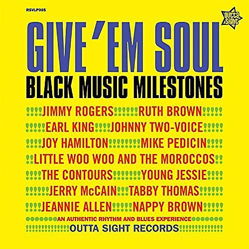 Alliance Various Artists - Give Em Soul 2 / Various