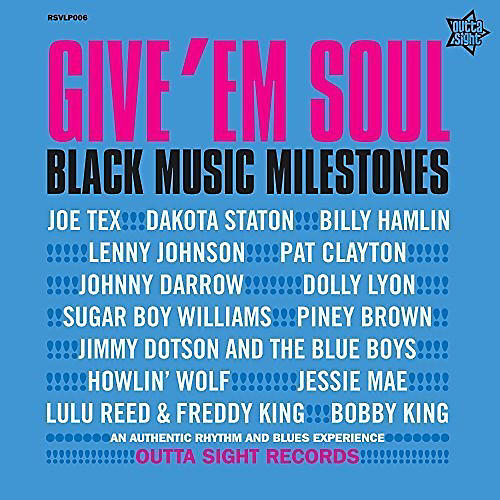 Alliance Various Artists - Give Em Soul 3 / Various
