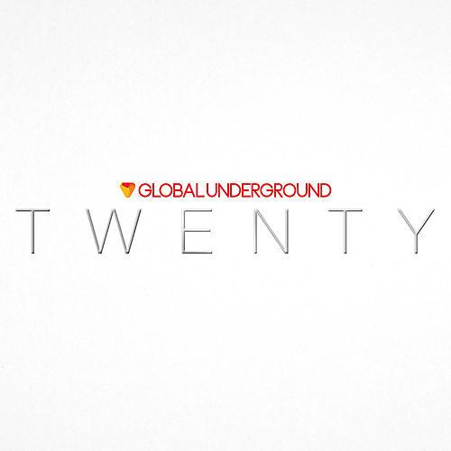 Alliance Various Artists - Global Underground: Twenty