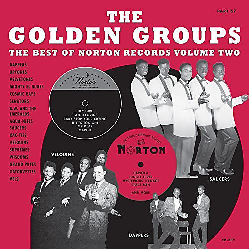 Alliance Various Artists - Golden Groups: Best Of Norton Records 1 / Various