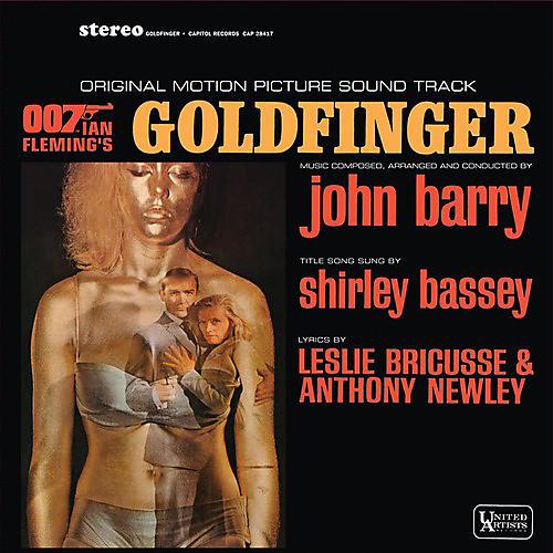 Alliance Various Artists - Goldfinger (Original Soundtrack)