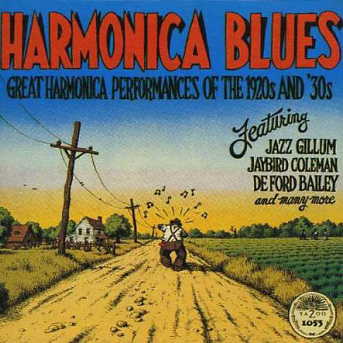 Alliance Various Artists - Great Harmonica Performances of the 1920's & 30's