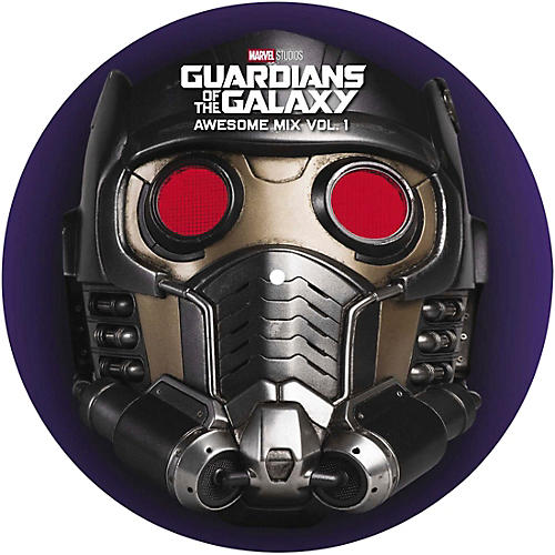 Universal Music Group Various Artists - Guardians of the Galaxy Vol. 1 LP