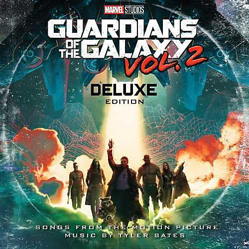 Alliance Various Artists - Guardians of the Galaxy, Vol. 2: Awesome Mix, Vol. 2 (Songs From the Motion Picture--Deluxe Edition)