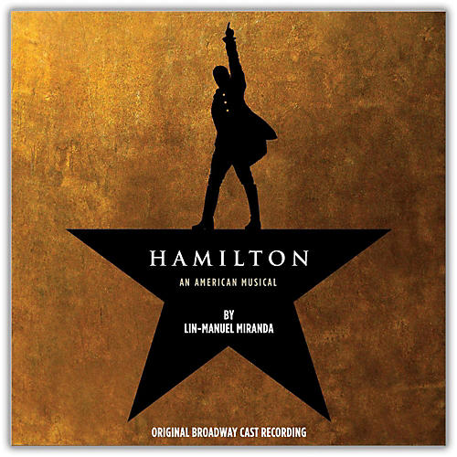 WEA Various Artists - Hamilton (Original Broadway Cast Recording) (Explicit) 4LP Vinyl