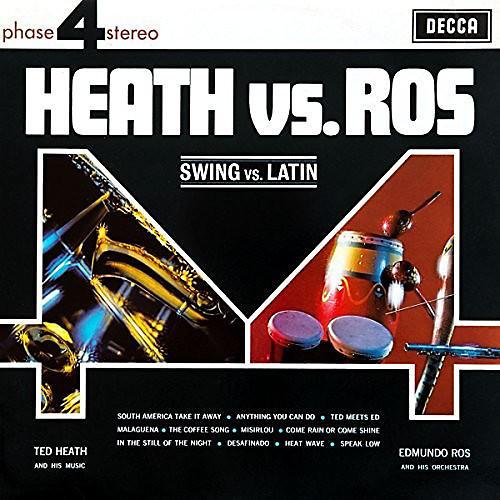 Alliance Various Artists - Heath Versus Ros Vols 1 & 2