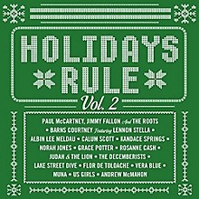 Various Artists - Holidays Rule Volume 2 (Various Artists)