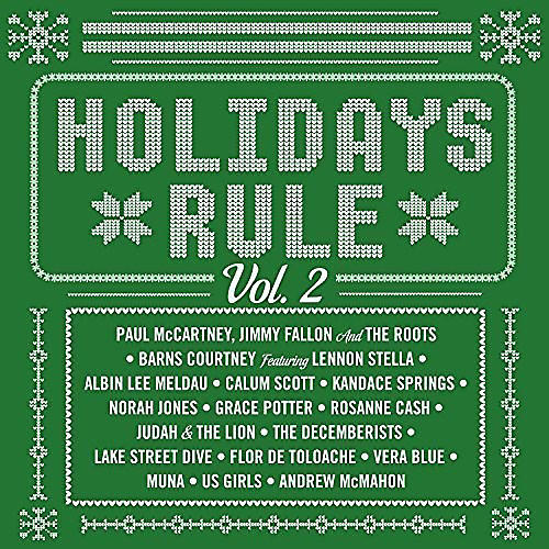 Alliance Various Artists - Holidays Rule Volume 2 (Various Artists)