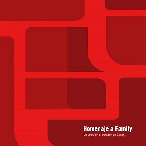 Alliance Various Artists - Homenaje A Family: Soplo En Corazon Elefant / Var