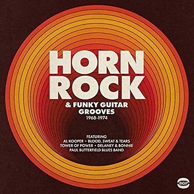 Various Artists - Horn Rock & Funky Guitar Grooves 1968-1974 / Various