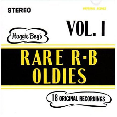 Alliance Various Artists - Huggy Boy's Rare R&b Oldies 1 / Various