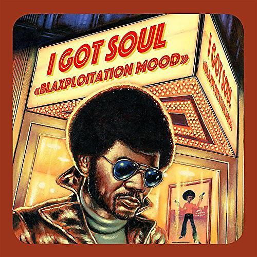 Alliance Various Artists - I Got Soul: Blaxploitation Mood / Various