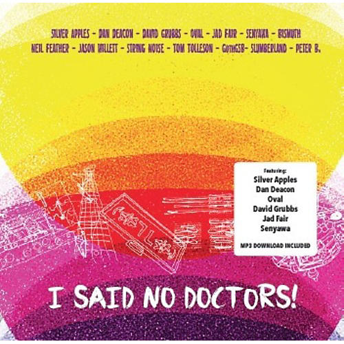 Alliance Various Artists - I Said No Doctors / Various