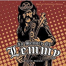 Various Artists - In Memory Of Lemmy - Tribute To Motorhead