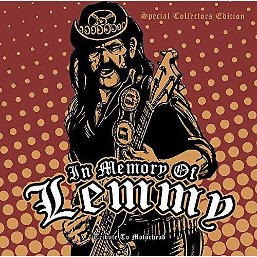 Alliance Various Artists - In Memory Of Lemmy - Tribute To Motorhead