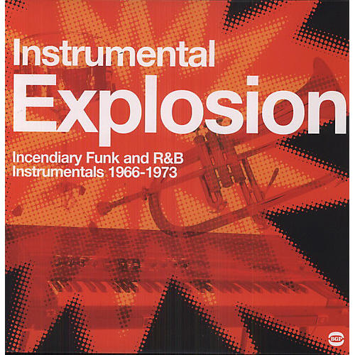 Alliance Various Artists - Instrumental Explosion-Funk, R and B 1966-73