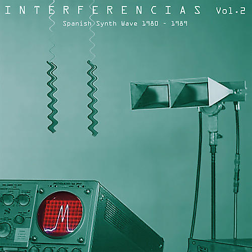 Alliance Various Artists - Interferencias 2: Spanish Synth Wave (Various Artists)