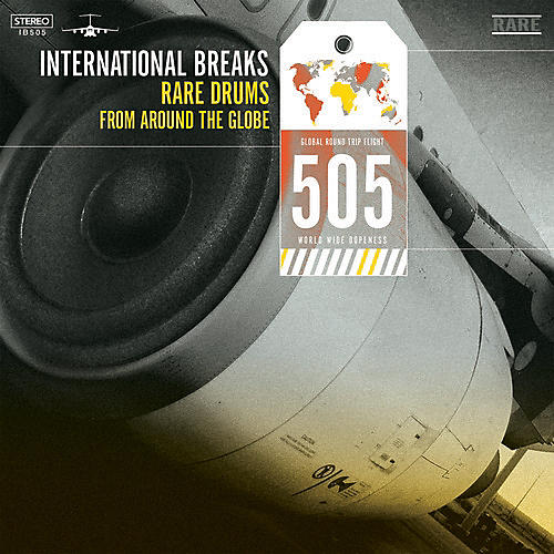 Alliance Various Artists - International Breaks 5 / Various