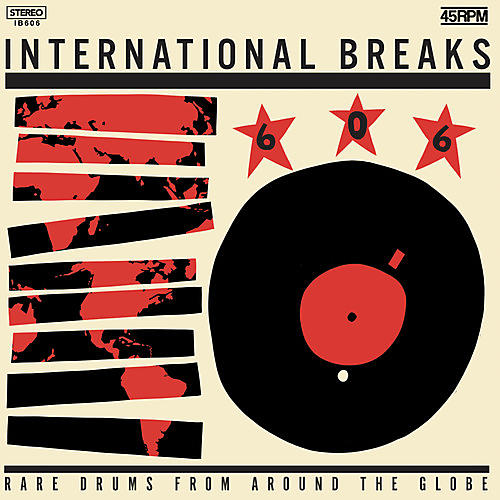 Alliance Various Artists - International Breaks 6