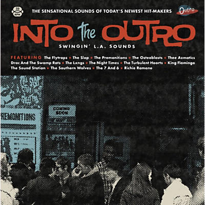 Various Artists - Into The Outro: Swingin' L. A. Sounds