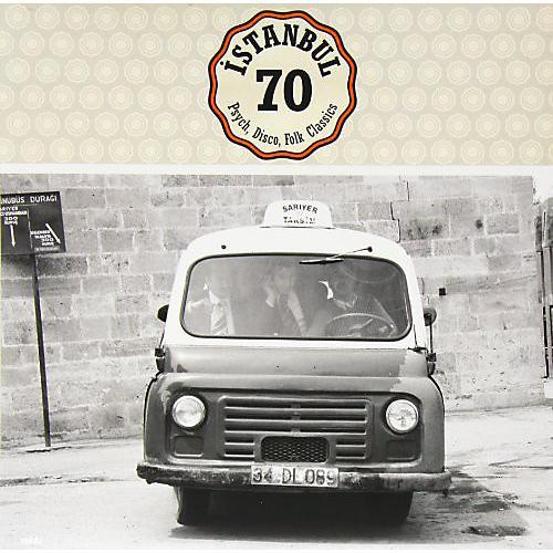 Alliance Various Artists - Istanbul 70: Psych Disco Folk Classics / Various
