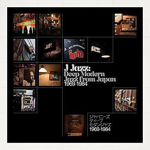 Alliance Various Artists - J-jazz Deep Modern Jazz From Japan 1969-1984 / Various Artists