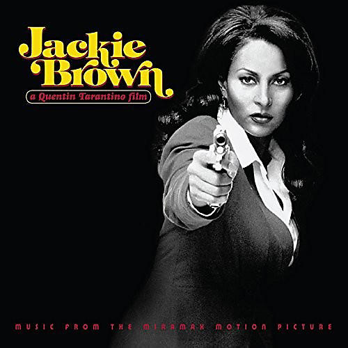 Alliance Various Artists - Jackie Brown: Music From The Miramax Motion Picture