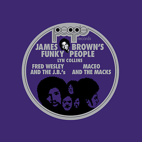 Alliance Various Artists - James Brown's Funky People Part 1 / Various