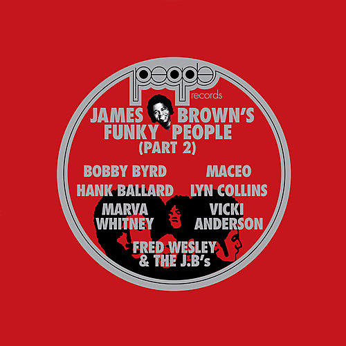 Alliance Various Artists - James Brown's Funky People Part 2 / Various