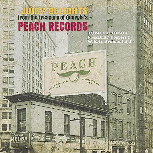 Alliance Various Artists - Juicy Delights - Peach Records / Various