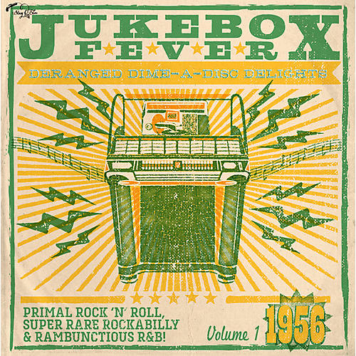 Alliance Various Artists - Jukebox Fever 1 (1956) / Various