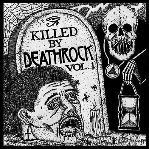 Alliance Various Artists - Killed By Deathrock, Vol. 1