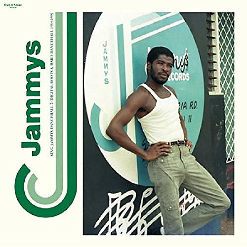 Alliance Various Artists - King Jammys Dancehall 2: Digital Roots And Hard Dancehall 1984-1991