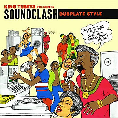 Various Artists - King Tubbys Presents Sound Clash Dubplate Style Part 2