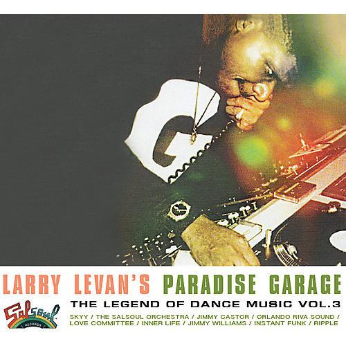 Alliance Various Artists - Larry Levan's Paradise Garage: Legend / Various