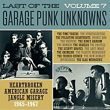 Various Artists - Last Of The Garage Punk Unknowns 7 / Various