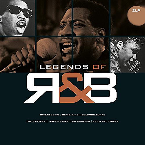 Alliance Various Artists - Legends Of R&B / Various