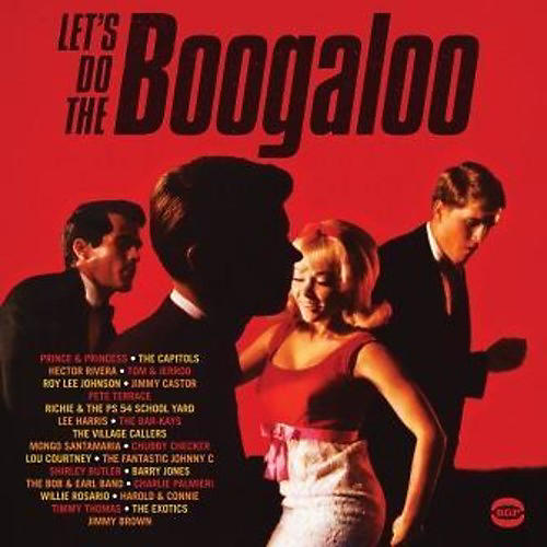 Alliance Various Artists - Let's Do The Boogaloo / Various