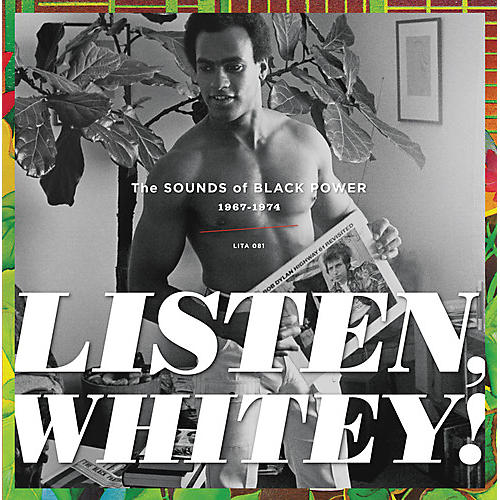 Alliance Various Artists - Listen, Whitey! The Sounds of Black Power 1967-1974