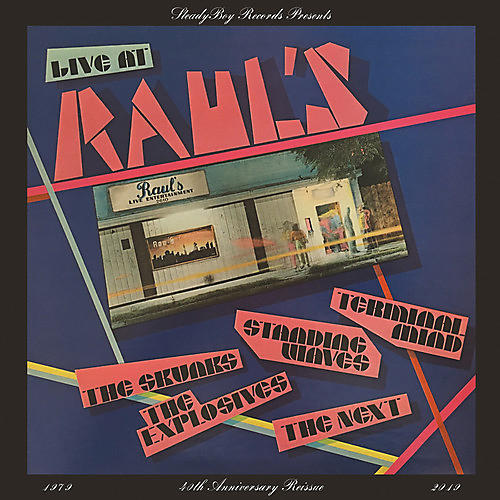 Alliance Various Artists - Live at Raul's
