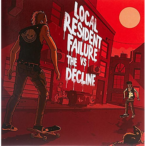 Alliance Various Artists - Local Resident Failure Vs The Decline / Various
