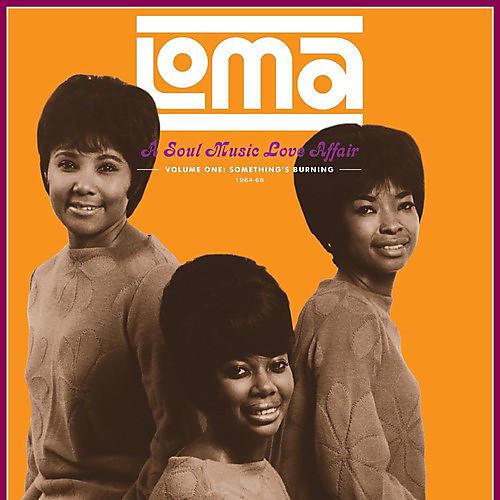 Alliance Various Artists - Loma: A Soul Music Love Affair 1 / Various